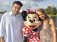 William Baldwin : Très rare, le frère d'Alec en virée romantique à Disney !
