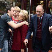 Jacques Chirac : De sortie avec son petit-fils Martin et les siens