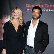 Virignie Efira et Laurent Gerra avec leurs amoureux au Festival Lumière