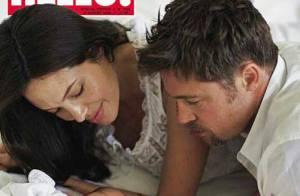 PHOTOS : De nouvelles images des jumeaux Jolie/Pitt !