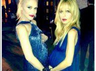 Gwen Stefani et Rachel Zoe : Enceintes, elles dévoilent leurs ventres en soirée