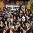 Les fans des One Direction chez Madame Tussauds à Sydney, Australie, le 24 octobre 2013.