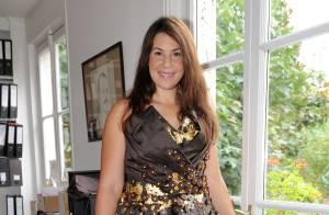 Marion Bartoli : Radieuse et enrobée de chocolat pour un défilé gourmand