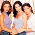 "Alyssa Milano, Shannen Doherty et Holly Marie Combs dans ""Charmed"" (1998/2006)."