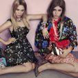 Léa Seydoux et Adèle Exarchopoulos sont les nouvelles égéries Miu Miu pour la campagne Resort 2014