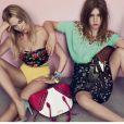 Léa Seydoux et Adèle Exarchopoulos sont les stars de la nouvelle campagne publicitaire Miu Miu
