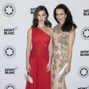 Andie MacDowell : Scintillante auprès de sa fille Rainey Qualley, superbe