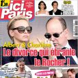 """Magazine """"Ici Paris"""" du 30 octobre 2013."""