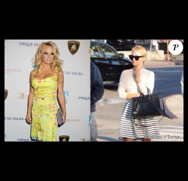 Pamela Anderson s'offre un nouveau look et une nouvelle coupe