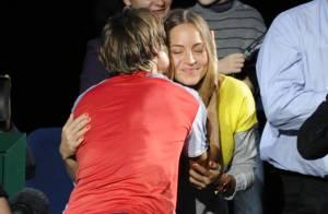 David Ferrer : Sa chérie Marta Tornel prête pour un nouveau baiser