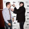 Marilyn Manson à Las Vegas pour fêter Halloween le 29 octobre 2013