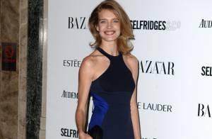Natalia Vodianova : Enceinte, radieuse et honorée lors d'une soirée de prestige