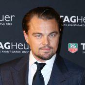 Leonardo DiCaprio : Charmeur pour un anniversaire à l'heure avec Romain Grosjean