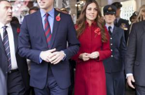 Kate Middleton et le prince William : Sortie surprise, bain de foule à Londres