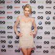 "Lena Gercke au gala ""GQ Men of the Year Awards"" à Berlin, le 7 novembre 2013."