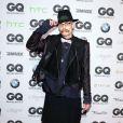 "Patrick Mohr au gala ""GQ Men of the Year Awards"" à Berlin, le 7 novembre 2013."