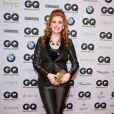 "Palina Rojinski au gala ""GQ Men of the Year Awards"" à Berlin, le 7 novembre 2013."