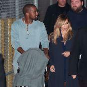 Kim Kardashian et Kanye West : Première sortie avec North, enfin !