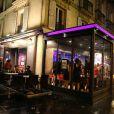 """Exclu - Folle ambiance au restaurant Il Seguito à Paris, le 7 novembre 2013, lors de la soirée """"Cindy Lopes cuisine pour vous"""""""