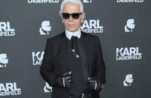 Karl Lagerfeld et