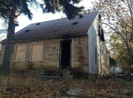 Eminem : Sa maison d'enfance brûlée, une partie de sa vie en fumée