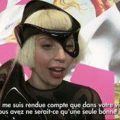 Lady Gaga toujours plus dingue : Robe volante et ARTRAVE pour lancer ARTPOP