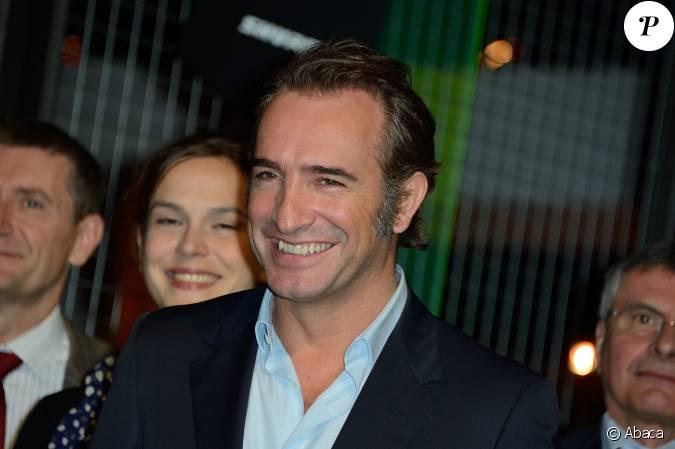 Jean dujardin paris le 12 novembre 2013 for Dujardin herve