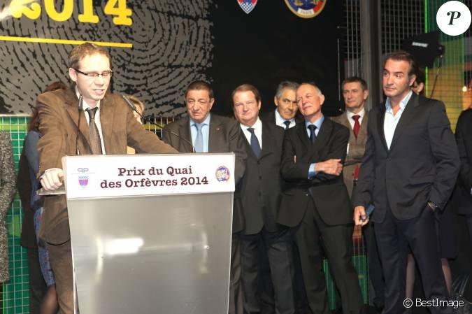 Herve jourdain laureat du prix du quai des orfevres 2014 for Dujardin herve