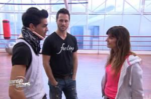 Danse avec les stars 4 - Laetitia Milot : Câlinée par deux coachs pour un tango