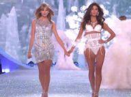 Défilé Victoria's Secret 2013 : Taylor Swift, déchaînée devant la sexy Ciara