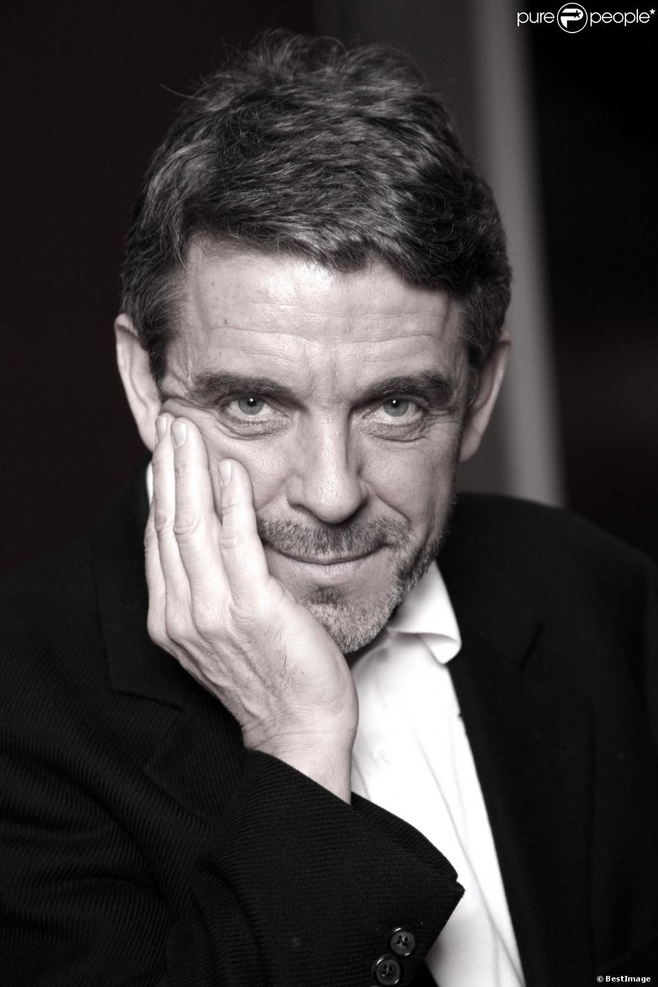 Philippe Lefait pose à Paris, en 2010.