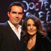 Faustine Bollaert : Fière de son mari Maxime Chattam devant Stephen King