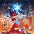 Affiche du film L'Apprenti Père Noël et le flocon magique