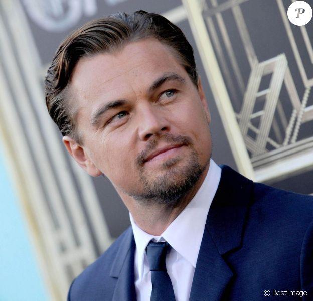 Leonardo DiCaprio à New York, le 1er mai 2013.