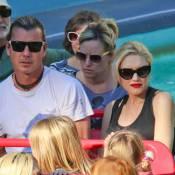 Gwen Stefani : Enceinte et rayonnante à Disneyland, avec mari et enfants