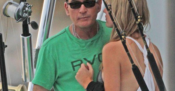 Charlie Sheen, fiancé à une star du porno - programme