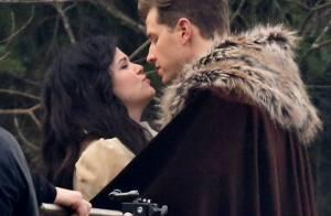 Ginnifer Goodwin, enceinte : Baby bump apparent et baisers avec son fiancé