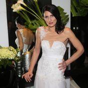 Sylvie Ortega Munos : Jeune mariée radieuse, la belle-fille de Sheila éblouit...