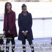 Michelle Obama et ses filles se préparent pour un beau Noël