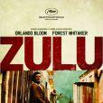 """""""Affiche du film Zulu"""""""