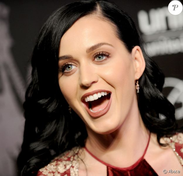 Katy Perry au 9e gala Snowflake Ball pour l'UNICEF à New York, le 3 décembre 2013.