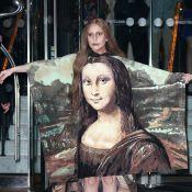 Lady Gaga : Une Mona Lisa tendre et excentrique pour ses fans