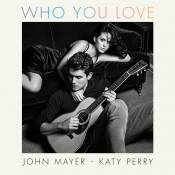 Katy Perry et John Mayer : Amants glamour et intimes pour ''Who You Love''