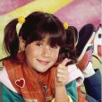 Soleil Moon Frye interprétait la mignonne Punky Brewster dans la série du même nom en 1984.