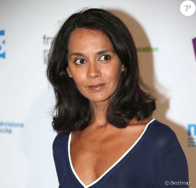 Sophia Aram au Palais de Tokyo, à Paris, le 27 août 2013.
