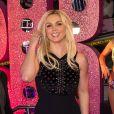 Britney Spears arrive à l'hôtel Planet Hollywood pour la soirée de lancement de sa résidence à Las Vegas pour deux ans de concerts, le mardi 3 décembre 2013.