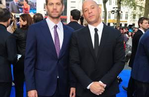 Paul Walker, sa moitié: Vin Diesel bouleversé en allant chez la mère de son ami