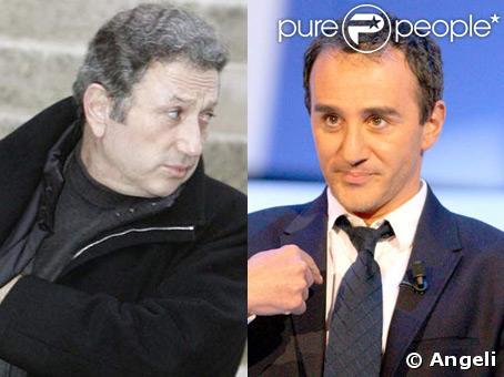 Michel Drucker très remonté contre Elie Semoun