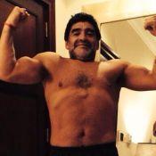 Diego Maradona métamorphosé : L'improbable transformation du Pibe de Oro