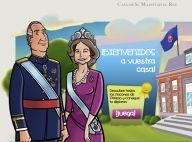 Maison royale d'Espagne : Gros coup de jeune et opération séduction !